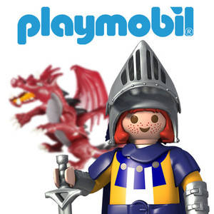 Playmobil Chevaliers