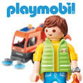 Playmobil in the City