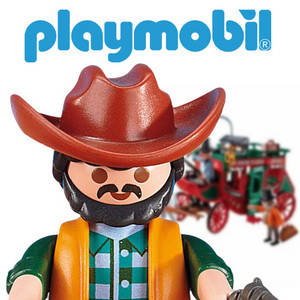Playmobil Far West