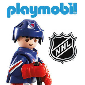 Playmobil Hockey sur Glace - NHL