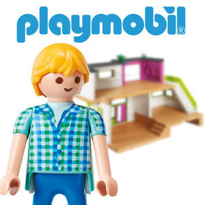Playmobil Houses and Furniture