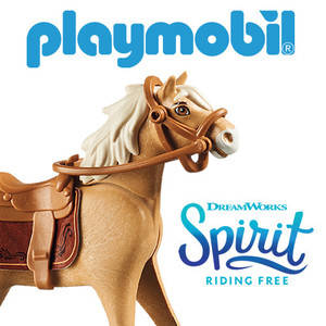 Playmobil Spirit Dreamworks