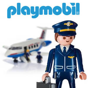 Playmobil Aéroport & Avions