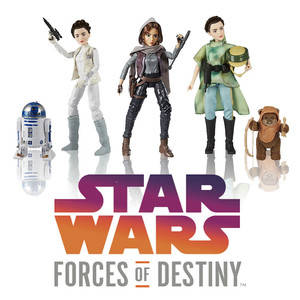 Star Wars : Forces of Destiny