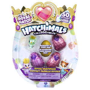 Hatchimals ColleGGTibles Season 6 The Royal Hatch