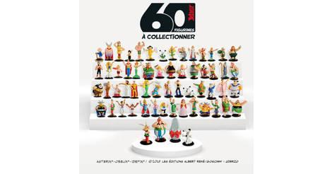 Figurine happy meal mcdonald/'s 2019 mac Donald/'s asterix abraracourcix 6 b head